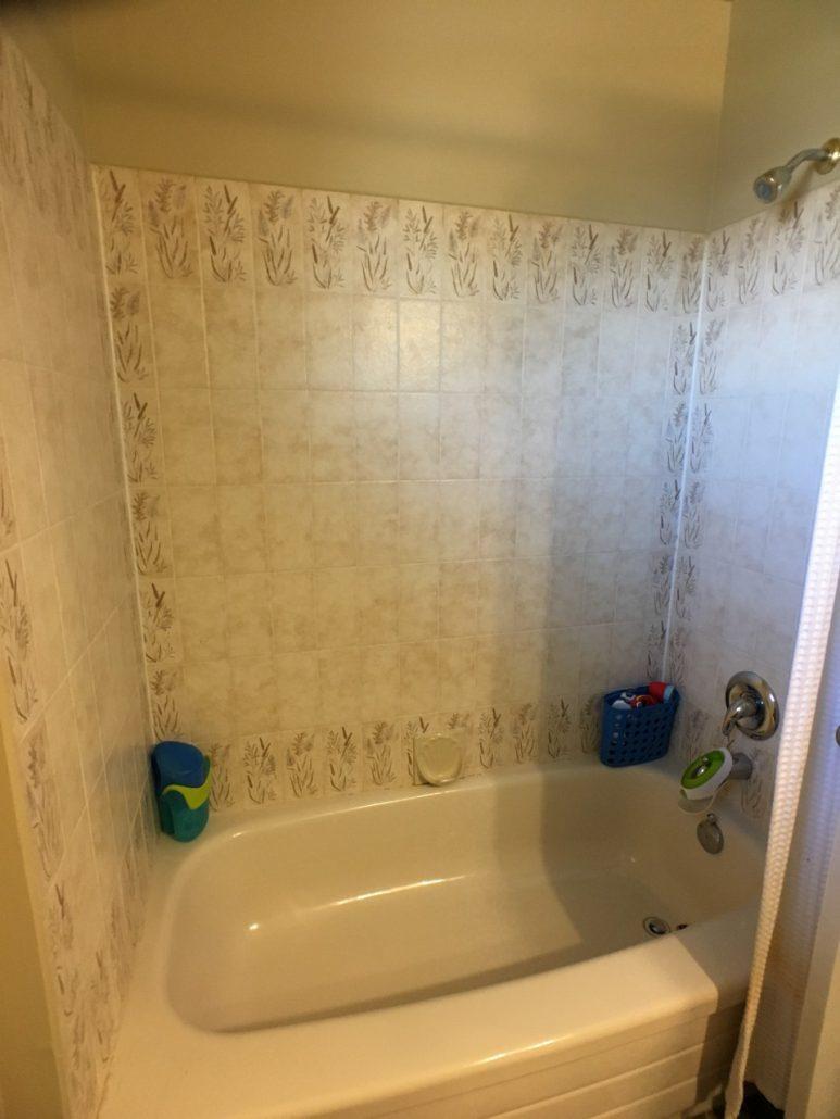 bathroom renovations regina before