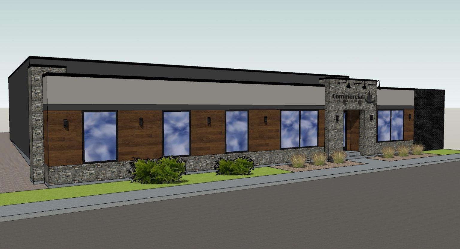 design model exterior design facade